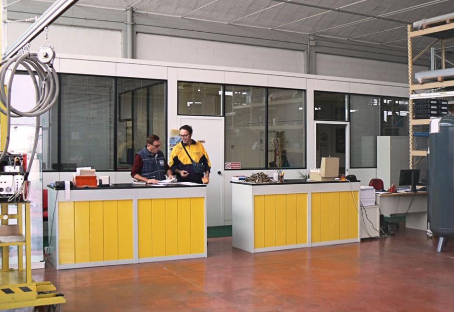 Uffici e personale
